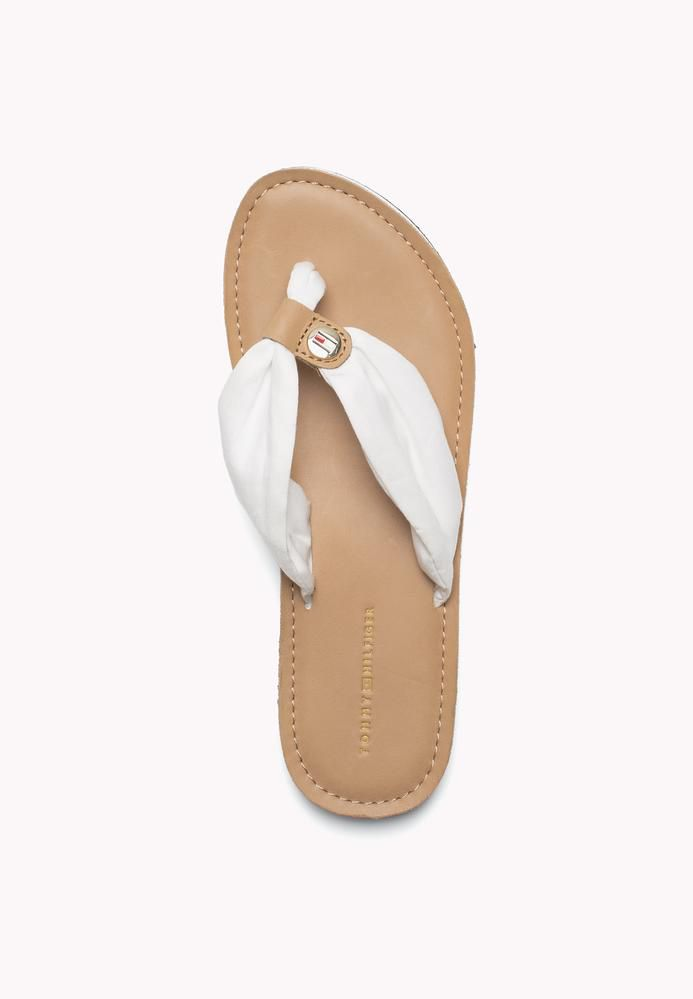 Stoffen Slippers