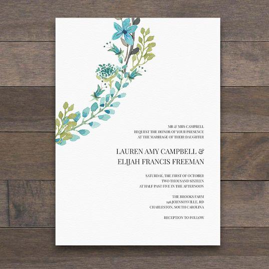How to Print Save the Dates Immediately (Invitations, Too!) | http://emmalinebride.com/invites/print-save-the-dates-immediately/