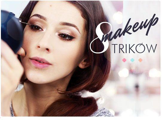 Alina Rose Makeup Blog: 8 trików dzięki którym Wasz makijaż będzie wygląda...