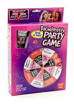 Bachelorette Party Game :: Games :: Hens night - Things To Buy :: Sexgear