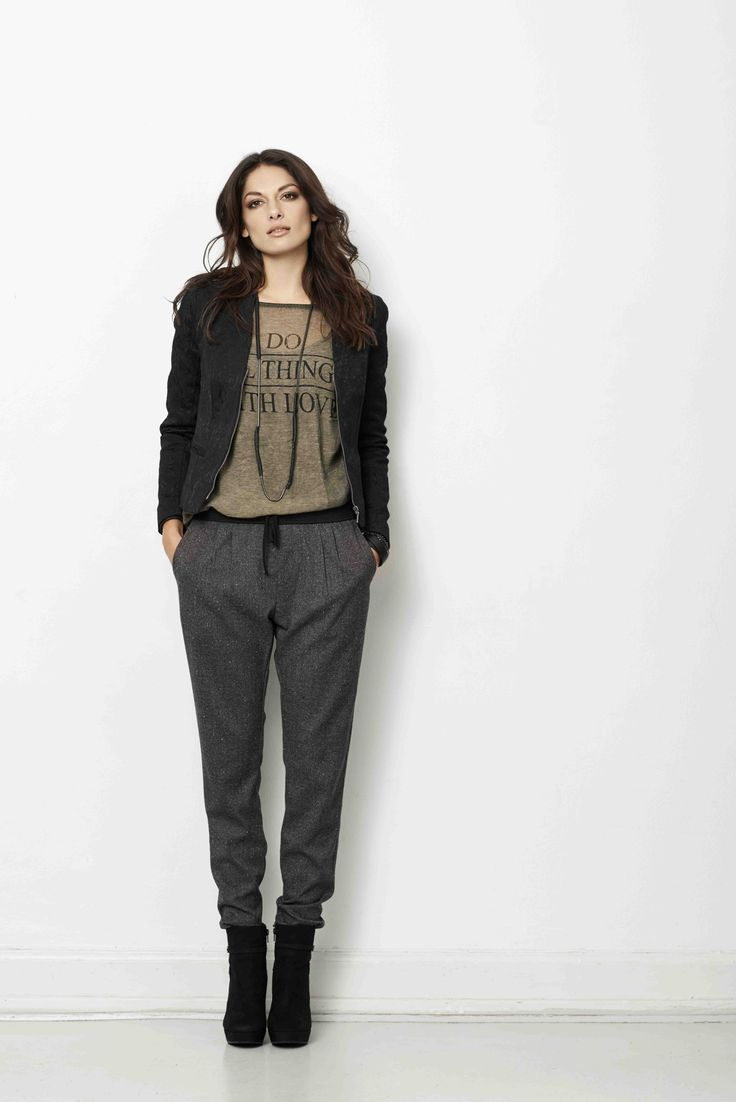 soyaconcept - blouse - jacket - blazer - pants