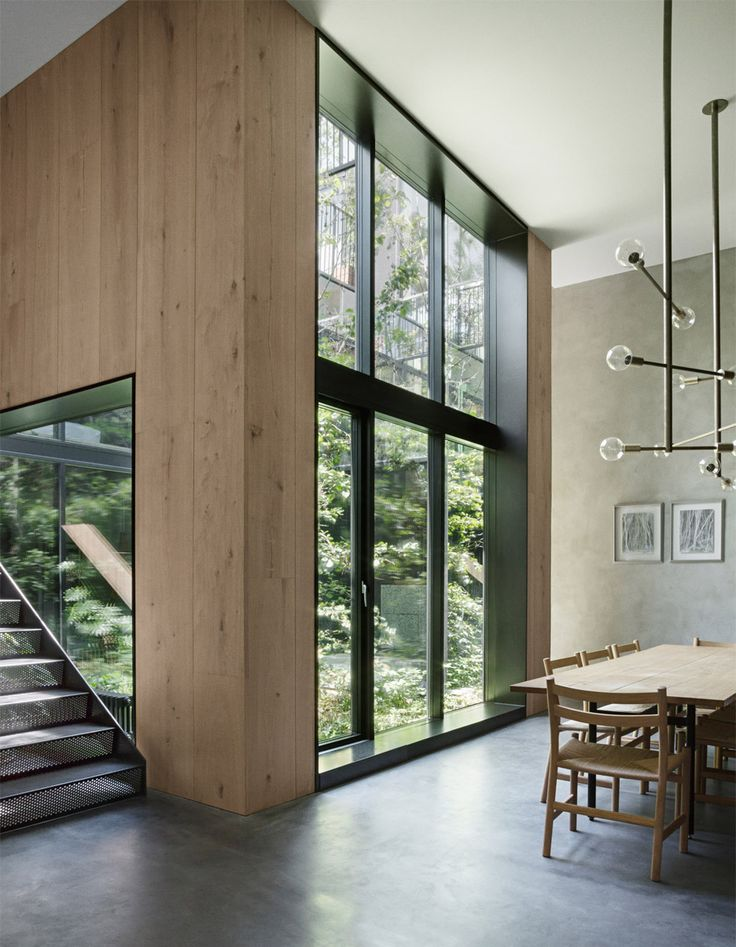 David Thulstrup Designs Symmetrical Space For Georg Jensen: Best 25+ Warehouse Home Ideas On Pinterest
