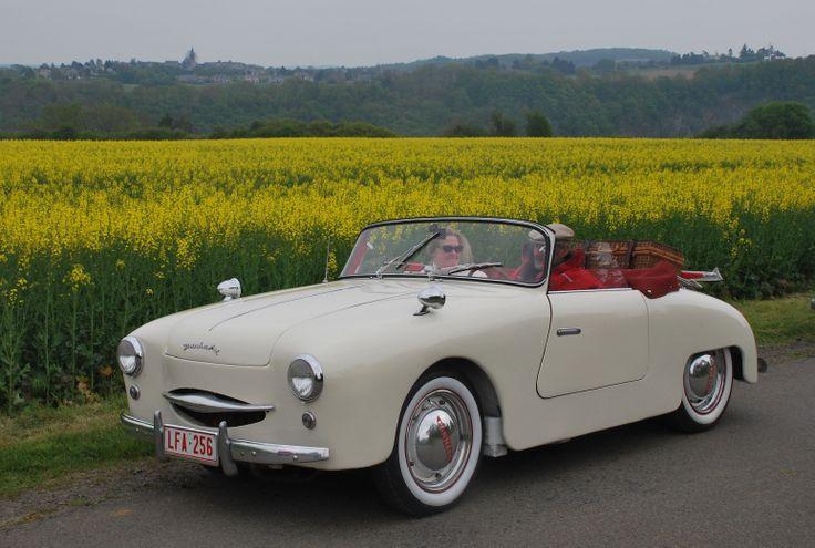 Panhard Dyna Junior cabriolet 1954