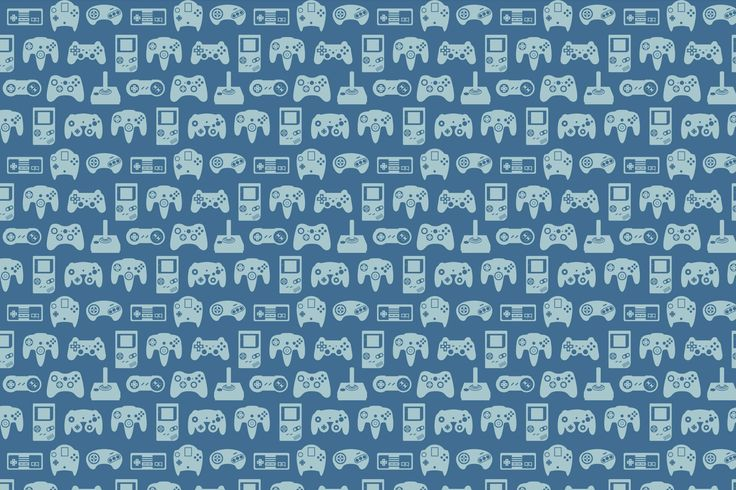 Perfect for transforming your games or entertainment room onto another level! Take a closer look at our Blue Retro Game Wallpaper Mural!