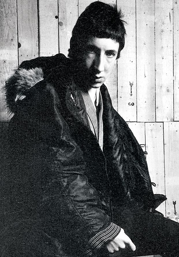 Pete Townshend - even Pete is getting old...