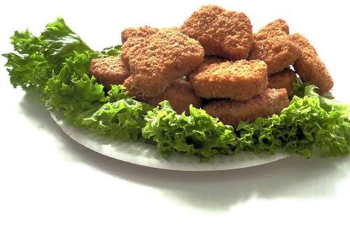 Wait! Don't buy from a fast food place. These chicken nuggets can't be beat!