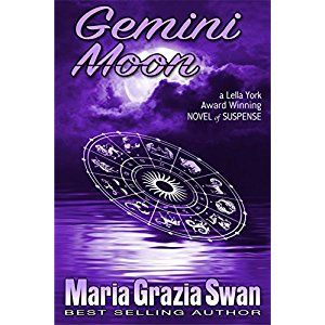 #Book Review of #GeminiMoon from #ReadersFavorite - https://readersfavorite.com/book-review/gemini-moon  Reviewed by Susan Sewell for Readers' Favorite  Gemini Moon by Maria Grazia Swan is a mystery novel surrounding the consequences of a woman's disappearance. Before leaving Italy, Lella misses a call from her best friend, Ruby. Accustomed to Ruby's unusual calling habits, Lella is unconcerned. However, when Lella reaches her home, she finds that all is not well...