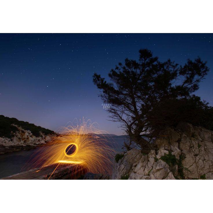|Albero, mare e strane presenze ... | - Fotografia