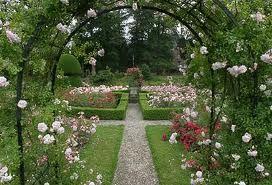 Kasteel Amerongen tuin - Google zoeken - Detail of the flower garden