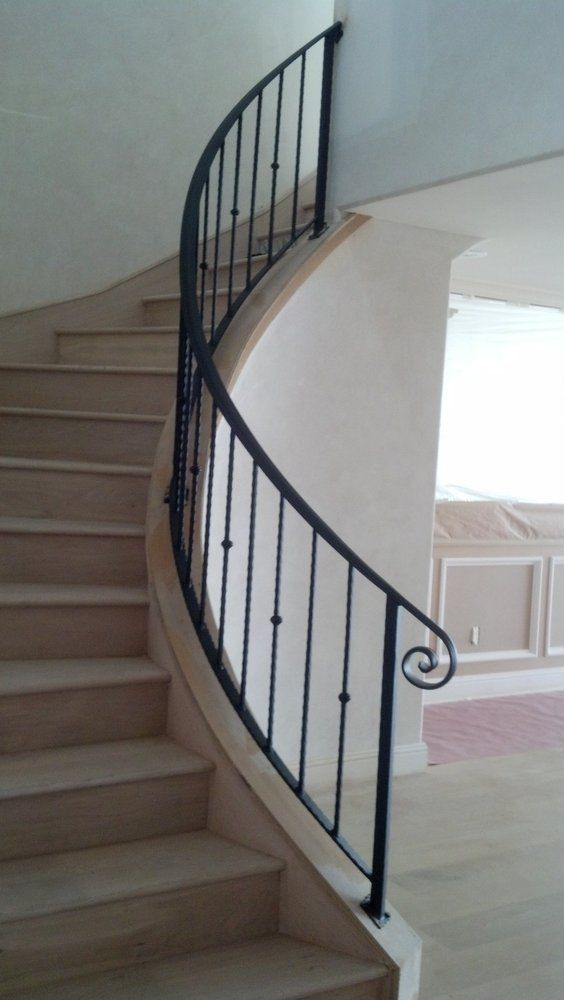Best 25 Wrought Iron Handrail Ideas On Pinterest Wrought Iron Banister Iron Handrails And