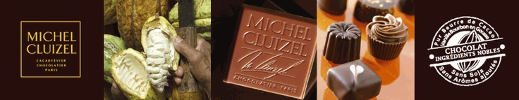 Cluizel, chocolat  201 Rue St Honore  Make their own cocoa beans  near Louvre