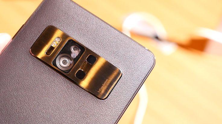 CES 2017 : prise en main de l'Asus ZenFone AR, le premier smartphone VR / AR - http://www.frandroid.com/marques/asus/402942_ces-2017-prise-en-main-de-lasus-zenfone-ar-le-premier-smartphone-vr-ar  #ASUS, #CES, #Prisesenmain, #Smartphones