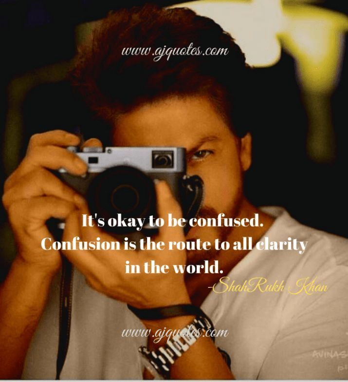Happy New Year Shahrukh Khan Cute Girly Quotes Interesting Questions