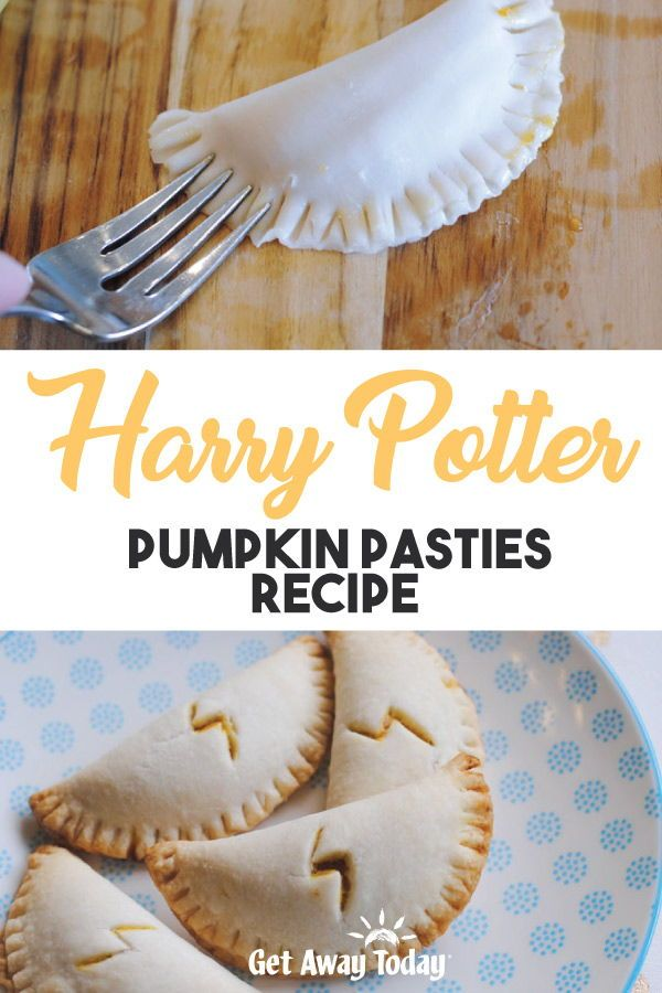 Harry Potter Pumpkin Pasties Aren T Available Only On The Hogwarts Express Now You Can Make Them At Home With This Co Harry Potter Pumpkin Food Christmas Food