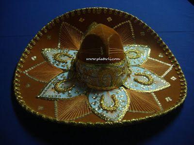 Sombreros Mexicanos: Sombreros de charro varios colores. 45€ unidad