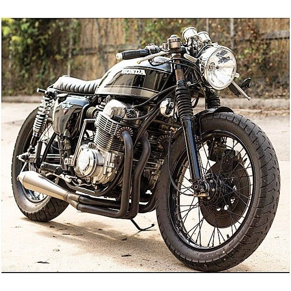"1,595 Likes, 21 Comments - Vintagemotogram Paris (@vintagemotogram) on Instagram: ""Honda CB7.5 by AchtOOmOlOgy. Credit & visit : @achtoomology . . #hondaforlife #hondamotorcycle…"""
