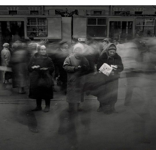 Soviet Union's Scary City of Shadows (Alexey Titarenko)