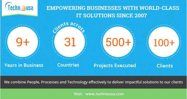 Technousa Consulting Services Private Limited - IT and Business Consulting   Software Development   Web/Mobile App Development   Web Design and more.
