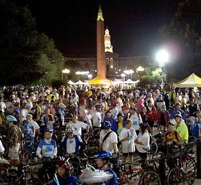 The Denver Cruiser bike ride takes off this coming Wednesday.