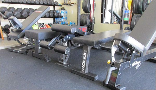 Best garage gym equipment reviews images on pinterest