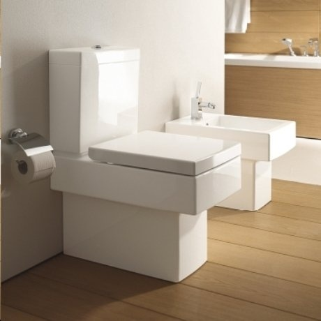 vero wall faced toilet suite