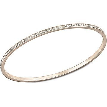 Swarovski Ready Bangle is discreet and delicate, yet sparkling. Stack two, three, or more Ready bangles together for maximum sparkle.