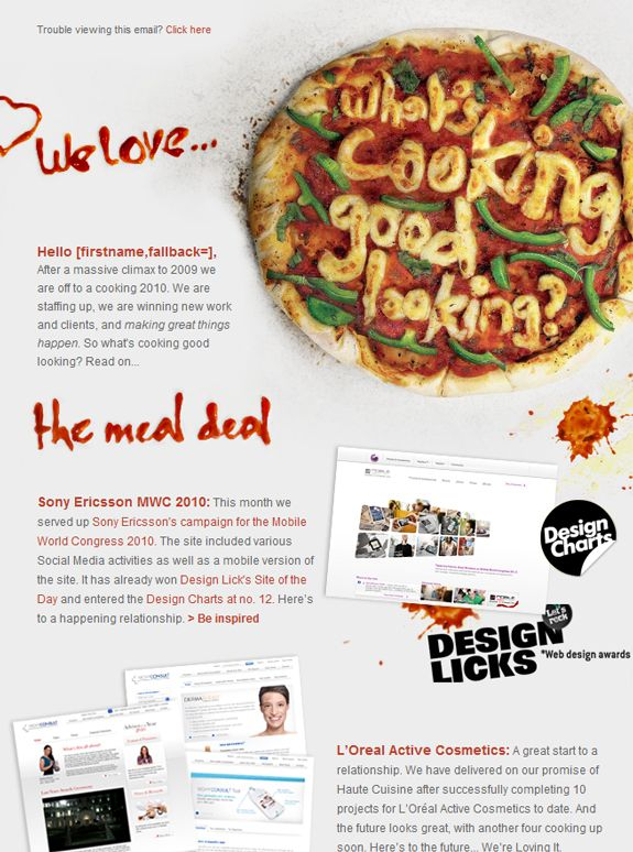 Best Email Newsletter Designs Design Bump Images On