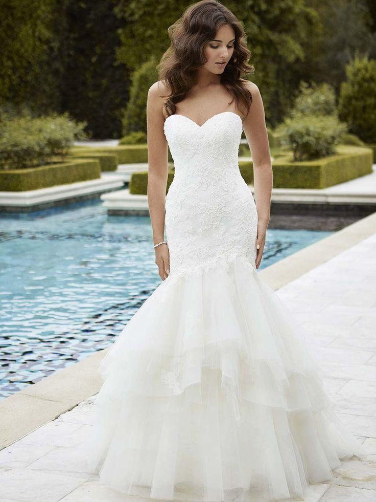 57 best Enzoani images on Pinterest | Short wedding gowns, Wedding ...