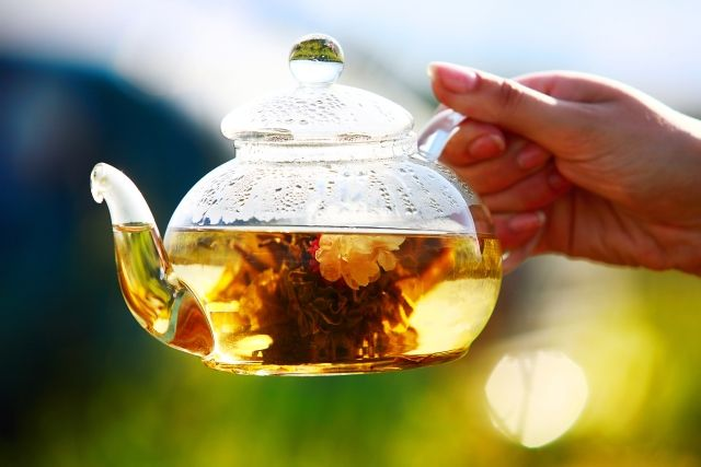 Best Herbal Tea Recipes To Cleanse And Detoxify Your Body. Discover how easy it is to detox your body while enjoying a nice cup of tea. #herbaltea #detox