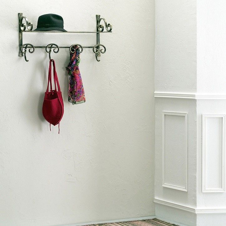 Oltre 1000 idee su appendiabiti da ingresso su pinterest - Appendiabiti ikea a muro ...