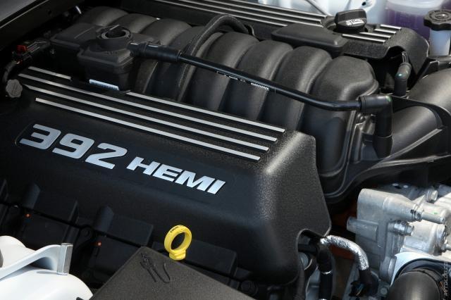 2014 Dodge Charger SRT8 392