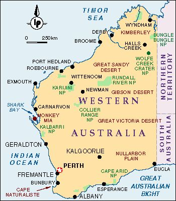 West Australia's Wealth Attract Migration like A Magnet.   Read more here.