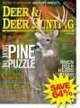 Thank you! Welcome to Deer & Deer Hunting's e-mail newsletters, which are free and offer you the best deer hunting tips, advice, and featured stories. Look for our e-mail newsletters to begin arriving in your inbox. You'll also receive emails from ShopDeerHunting.com, and from our partners who have special announcements for you. You can unsubscribe from those e-mails, by type, from the e-mails themselves. As our way of saying thanks, …