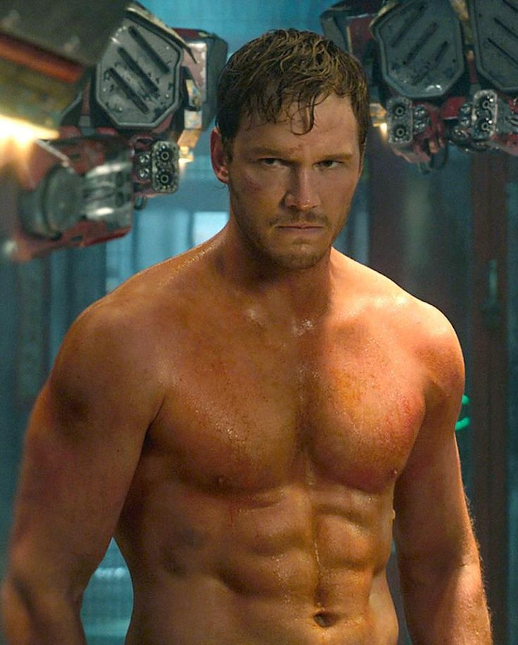 Chris Pratt wants men to be objectified more. Well, Chris - you will be glad to know that I agree and am doing my part!