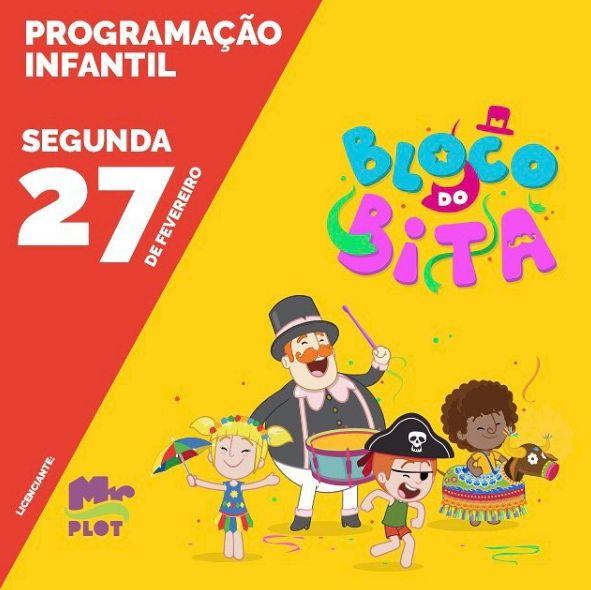 Bloco do Bita no carnaval de Brasília