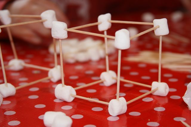 100th day of school---set a timer, give groups 100 toothpicks and 100 marshmallows and see who can build the tallest structure.
