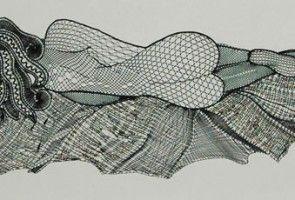 Internationale Spitzen-Klöppelkunst   Mezinárodní umění paličkované krajky