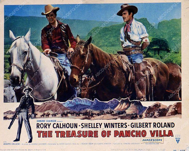 Treasure Of Pancho Villa Movie