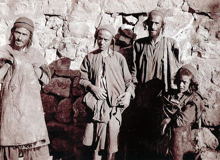 Jews of Maswar (Yemen), 1902 - Yemenite Jews - Wikipedia