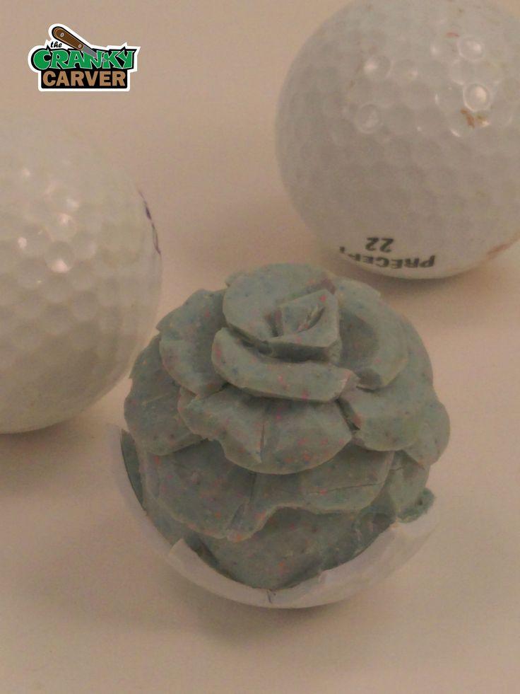 Best carved golf balls images on pinterest carving