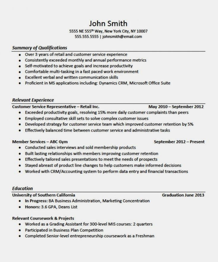 Resume Examples No Job Experience 1 Resume Examples Pinterest Resume Examples No Experience Resume Resume Skills Resume Examples Retail Resume Skills