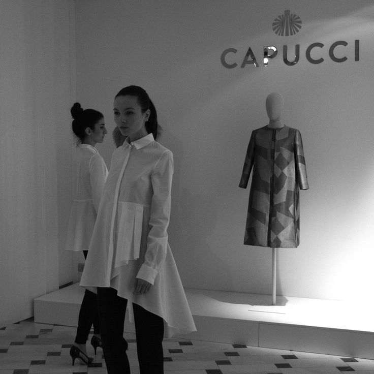 Capucci Open Day - Fall Winter 2015