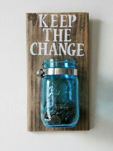 Keep the change...