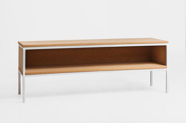 TV-Cupboard  in cork .   For business relationship: info@creative-cor... #cortiça #cork #liege #kork #design #sughero#furniture #meubles #ecologic# #sideboard #interior #home #decor #wood # #fabric #trends ##tvbench #meubletvdesign #madewithecork  #design #furnituredesign #meuble #decor #wood #trends #partners#portuguesedesign