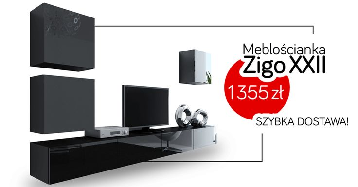 Black or white? Difficult decision! Which colour are you choosing? Czarny czy biały? Trudna decyzja! Który kolor wybierasz? #mirjan24 #livingroom #salon #furniture #meble #home #dom #black #white