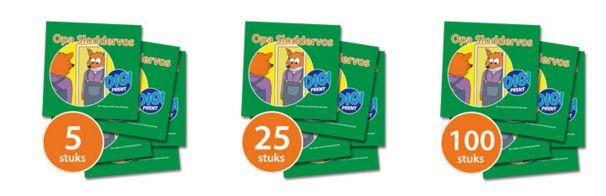 Geef de kinderen tijdens de Kinderboekenweek een leesbaar cadeautje mee naar huis! http://onderwijsstudio.nl/kinderboekenweek-2016/