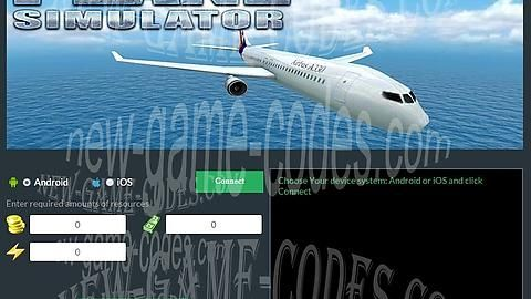 Plane Simulator Hack Cheats [COINS-CASH-ENERGY] Android-iOS  Welcome to our latest Plane Simulator Hack. Our team finished this new hack and they are ready to give it to you. You don't need Jailbreak or Root to use this Plane Simulator Cheat. The trainer is working for all the Tablets, iPad, iPod, iPhone, iPad Mini, iPad Touch and other devices. The Plane Simulator Trainer has an Anti-Ban System which will protect your devices ID. The tool has been used by a lot of people and nobody had…