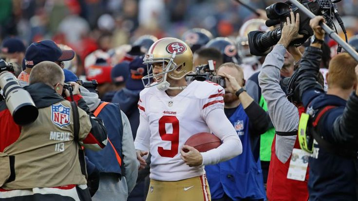 Robbie Gould named player of the week for beating his old team