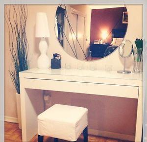 Photo Gallery For Photographers IKEA Malm Vanity Makeup Table ikea malm vanity makeup table with stool ikea malm make