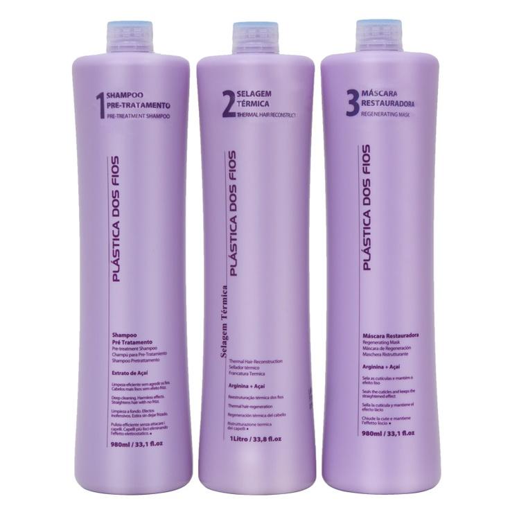 Cadiveu Escova Inteligente Plástica dos Fios 1 litro on Belissima17